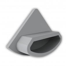 P10 Enif H2O Silikon Endkappe ohne Kabelausgang