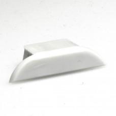 Tappo laterale terminale  per Profili P17 Botein - Senza foro per cavo