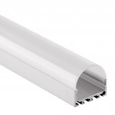 PN4 Minkar C4 Profilo Alluminio 2m + Copertura Opale